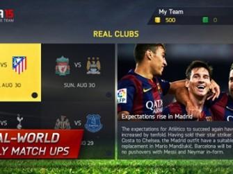 FIFA15终极队伍游戏评测 从单机到网游的转变