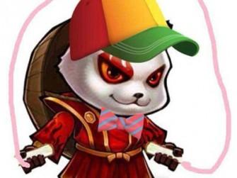 超萌火猫涂鸦 刀塔传奇玩家笔下的灰烬之灵