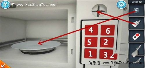 密室逃脱3办公室第十关怎么过?按钮获得方法