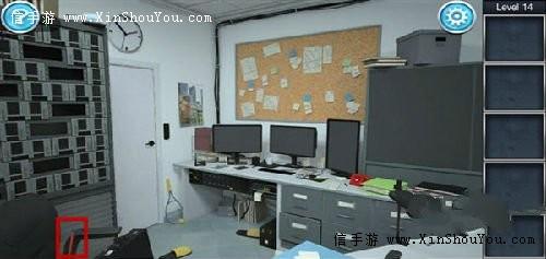 密室逃脱3办公室第14关攻略 十四关图文攻略