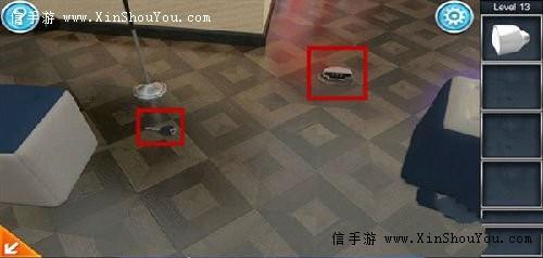 IOS密室逃脱3逃出办公室攻略第13关 钥匙获得方法