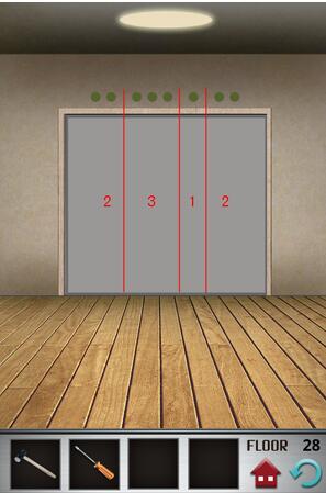 100层电梯攻略28过关方法 29、30怎么过?