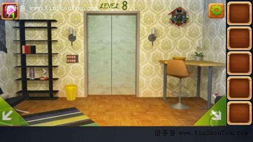 密室逃脱逃离公寓截图