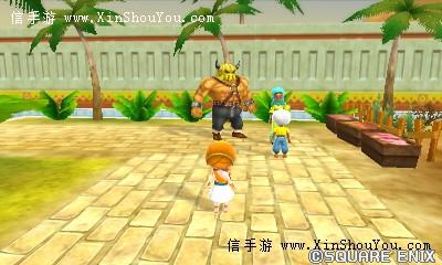 3DS勇者斗恶龙怪兽篇2截图